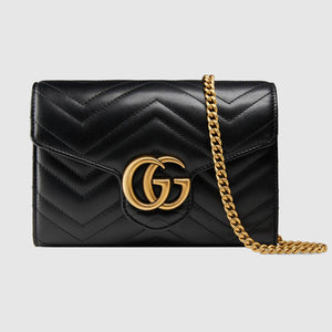 Gucci GG Marmont Mini Bag Event - honeberry