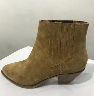 Golden Goose Sunset cowboy ankle boot