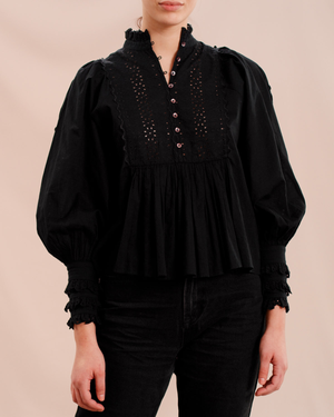 ByTimo Cotton Slub Blouse
