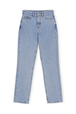 Ganni Classic Washed Denim Jean