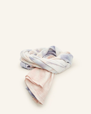 Isabel Marant Etoile Dresley Scarf In Nude Mix