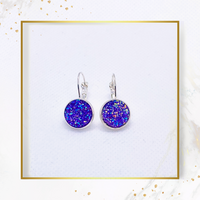 Glitter Earrings