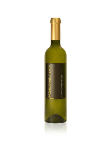 Fashionably Late Viognier (2014)