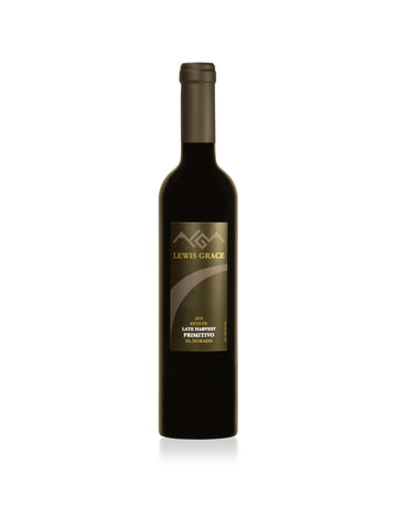 Late Harvest Primitivo (2019)