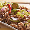 Chicken Sisig Platter