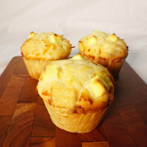 Queso Royale Muffins (6pcs)