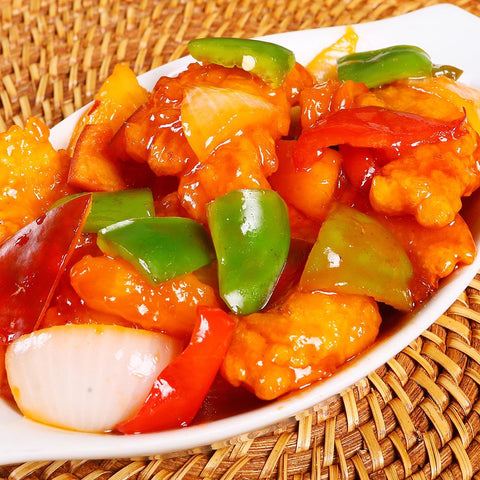 Sweet and Sour Fish Fillet (Large)
