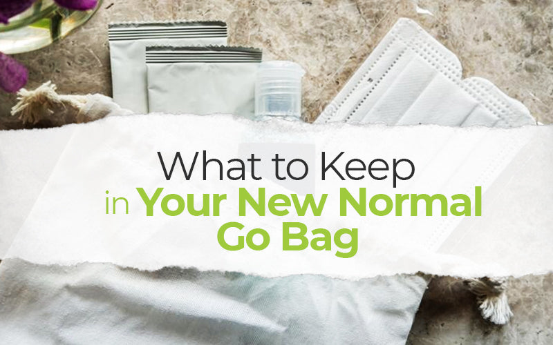 5 Must-Have Items in Your New Normal Kit