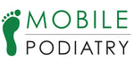 Mobile Podiatry shop logo