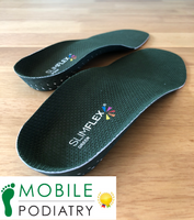slimflex insoles orthotics