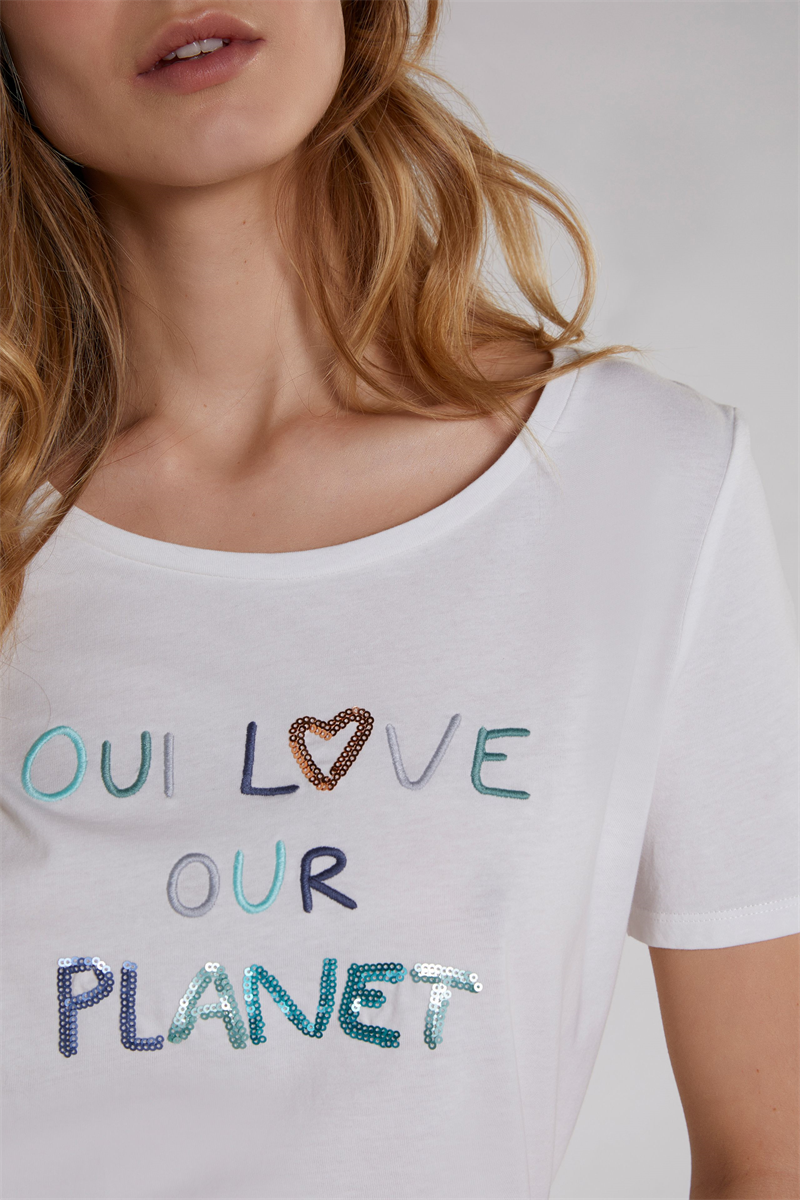 Our Love Our Planet Tee