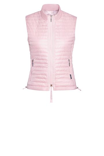 Quilted Vest - Sonia's Runway
