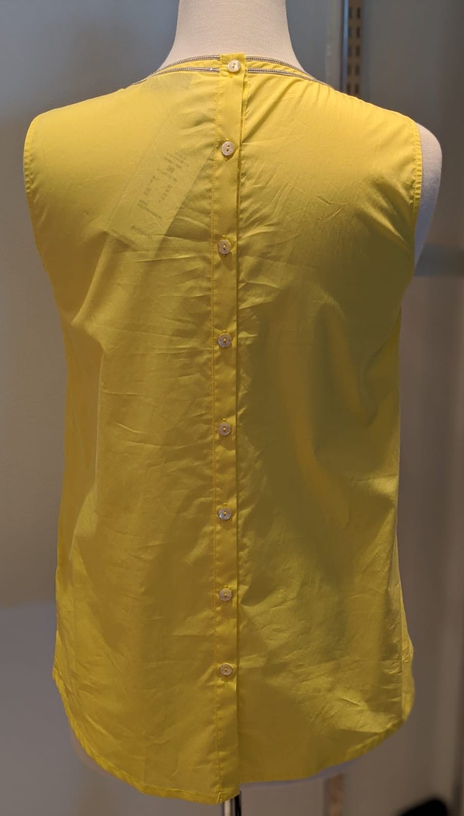 Poplin Cotton Blouse - Sonia's Runway