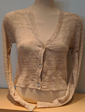 Cropped Cardigan - Sonia's Runway