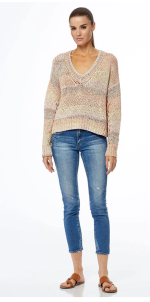Perforated Sweater - Sonia's Runway