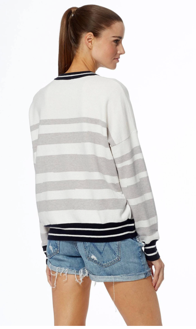 Stripe Sweater - Sonia's Runway