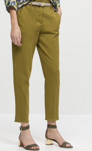 Brushed Cotton Pant - Sonia's Runway