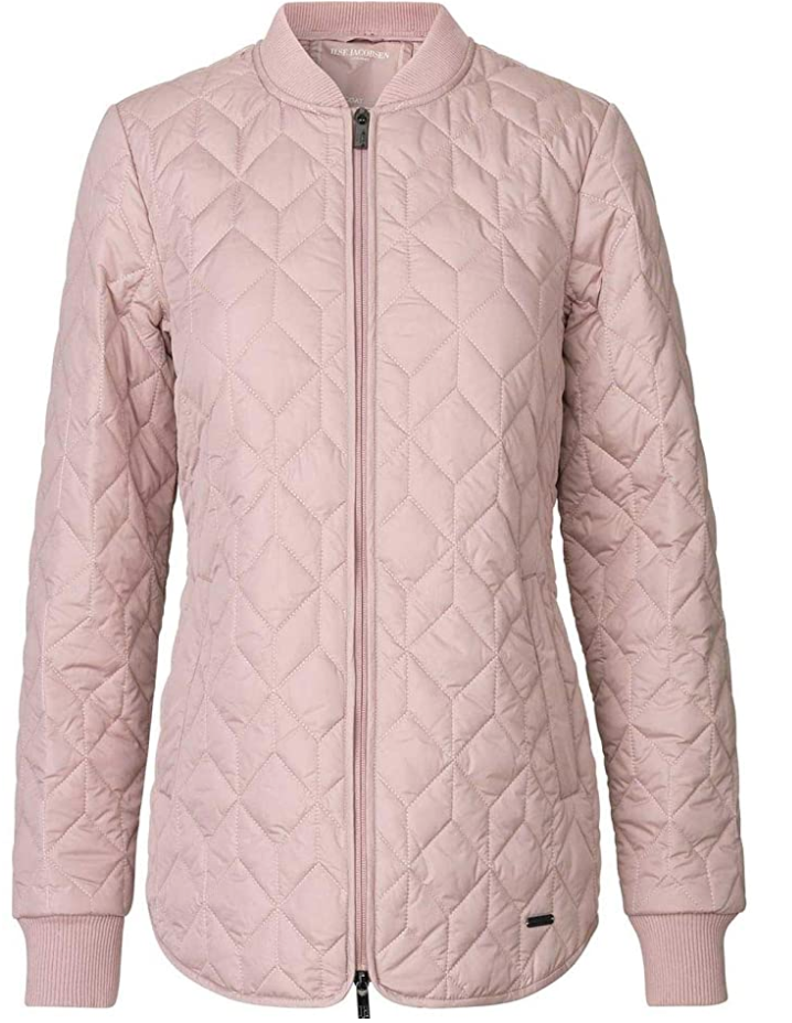 Short Quilted Jacket - Sonia's Runway