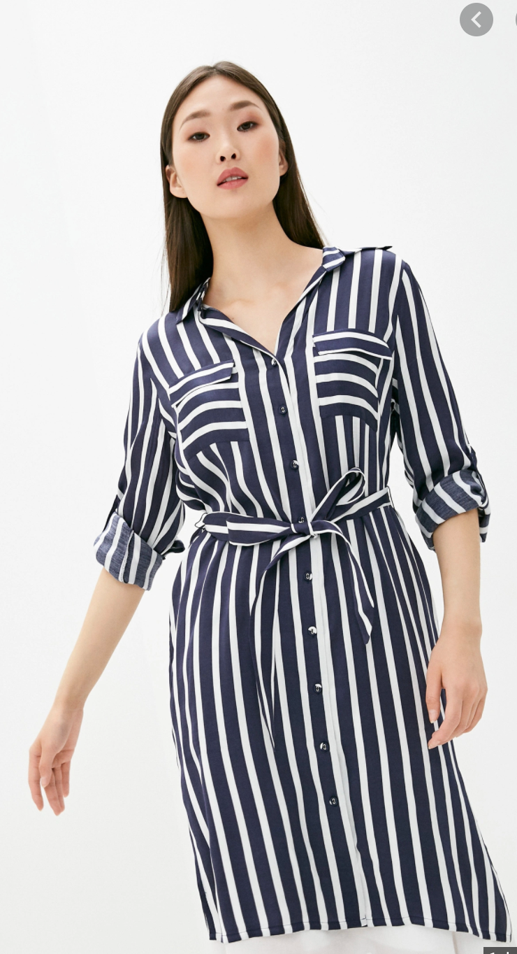 Striped Dress - Sonia's Runway