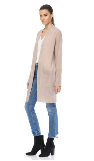 Alva Open Cardigan