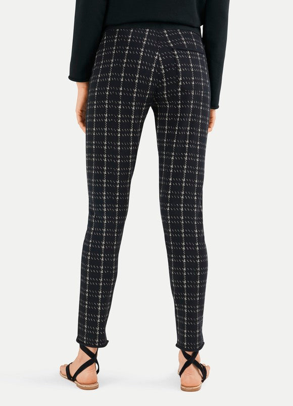Sweat Pant Plaid