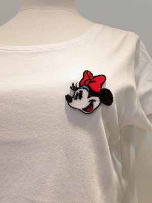 Minnie Mouse Tee - Sonia's Runway