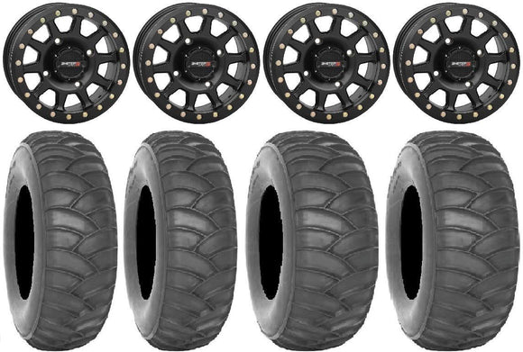 System 3 SS360 Tire and System 3 SB-3 Wheel Full Set