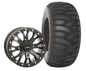 System 3 SS360 Tire and System 3 SB-4 Wheel Full Set
