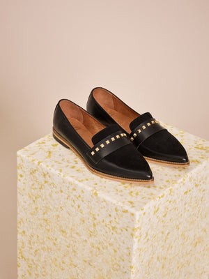 Mos Mosh Doha Suede Loafers - Kirsch Fashion