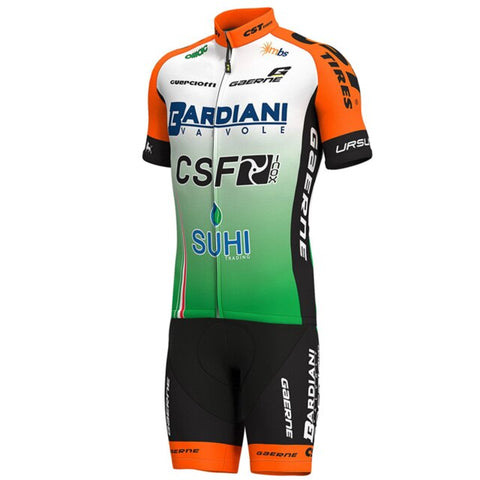 NEW 2020 BARDIANI CSF set da ciclismo pro team uomo, estivo