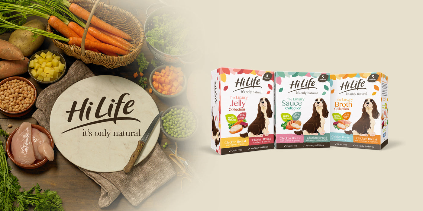 HiLife it's only natural Dog Food
