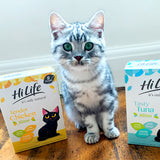 HiLife its only natural complete food for kittens