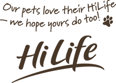 our pets love their HiLife - we hope yours do too