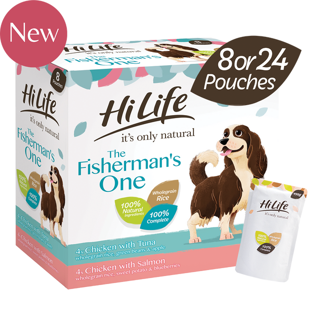 HiLife its only natural Complete The Fishermans One