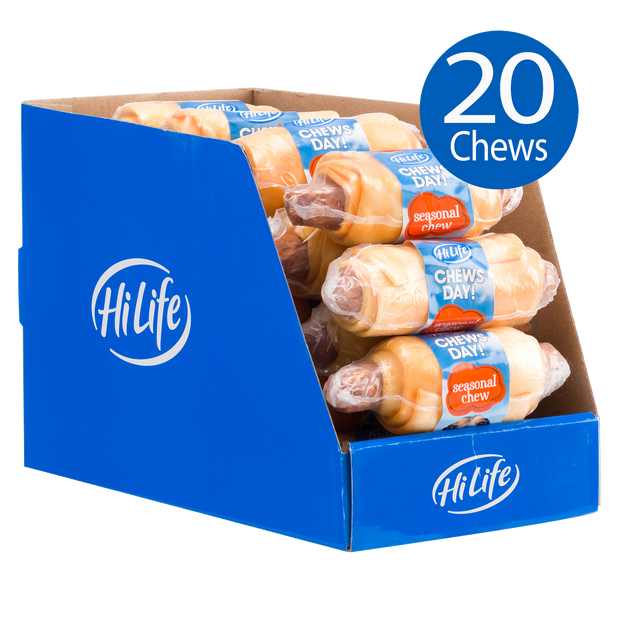 Picture of 20 HiLife Chews Day Seasonal Chews