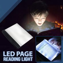Load image into Gallery viewer, LED Page Reading Light
