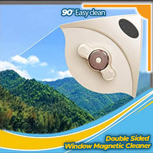 Load image into Gallery viewer, Double-Sided Window Magnetic Cleaner