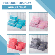 Load image into Gallery viewer, Travel Luggage Organizer Set