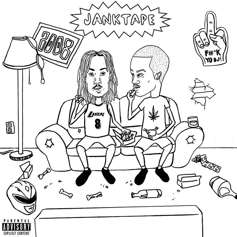 Buddy and Kent Jamz 'Janktape Vol. 1'