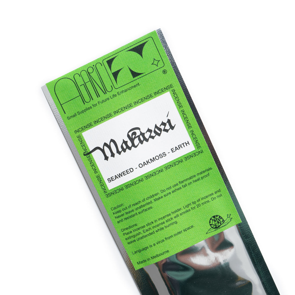 Agaric Fly Incense - Makarori