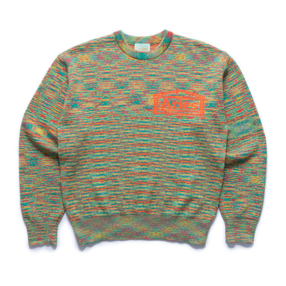 Magic Temple Eye Knit - Multi