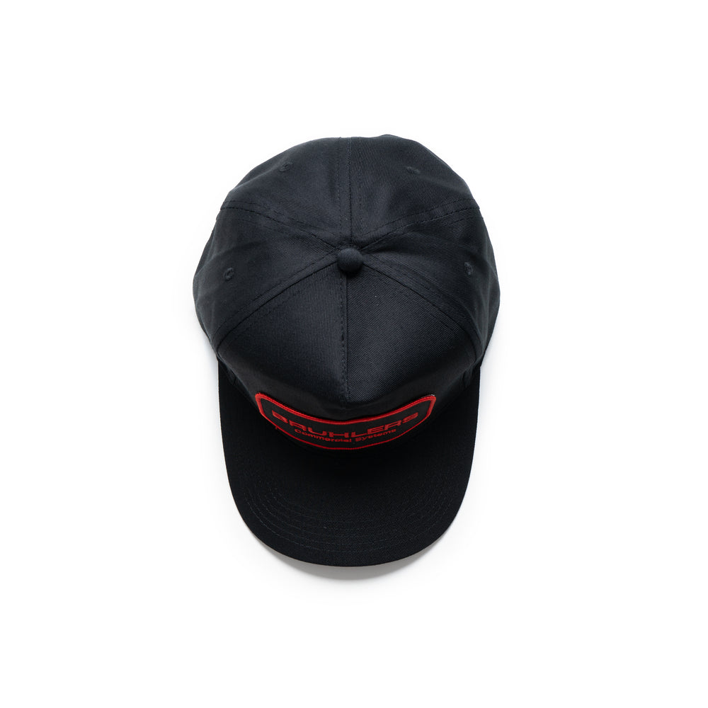Brooks Cap - Black