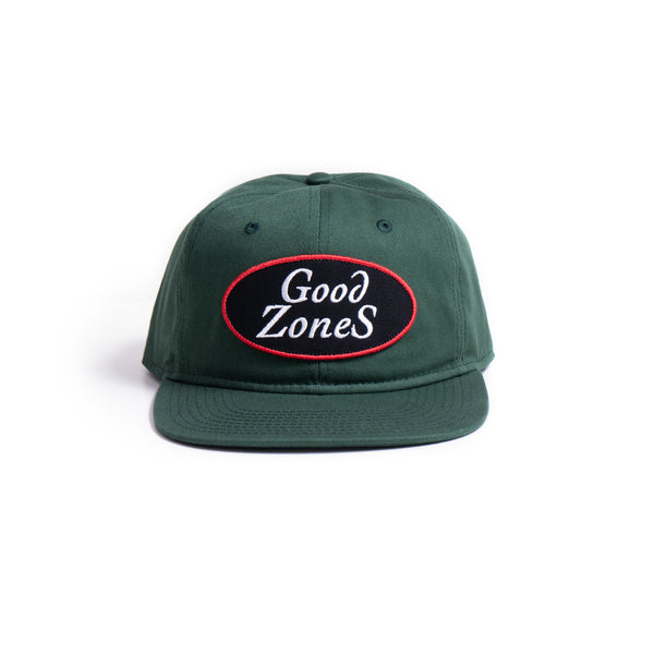 Good Zones Cap - Green