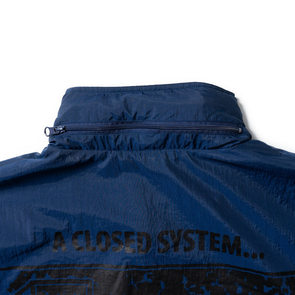 Closed System Jacket - Navy