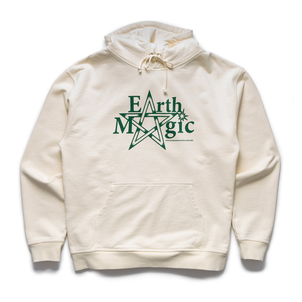 Earth Magic Hoodie - Natural