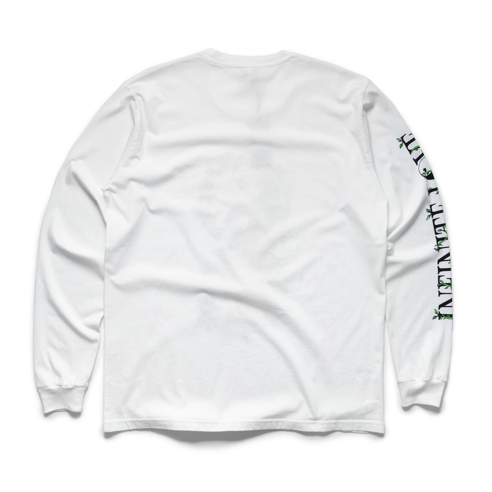 Infinite Love L/S Tee - White
