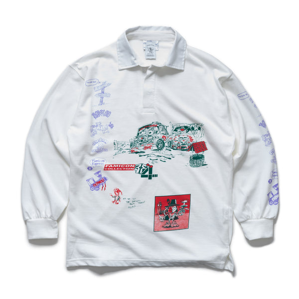 Famicon Collection 04 Team Rugby Top
