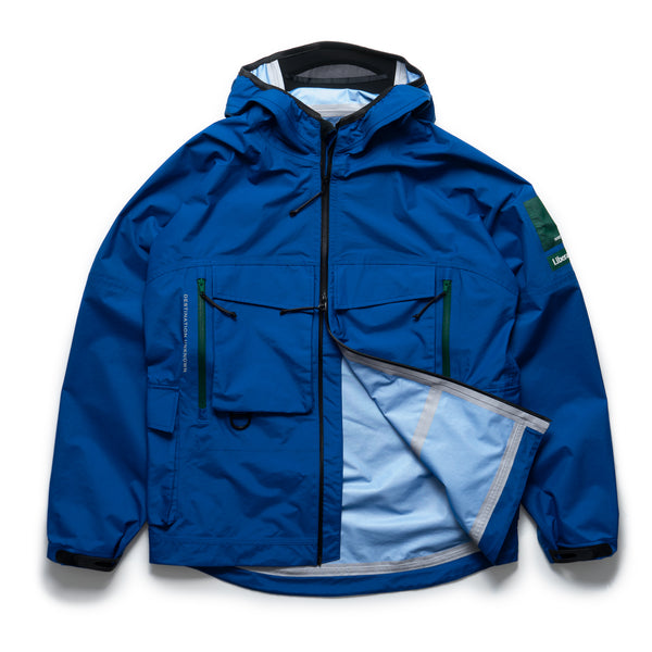 Alpinist 3Layer Jacket - Blue