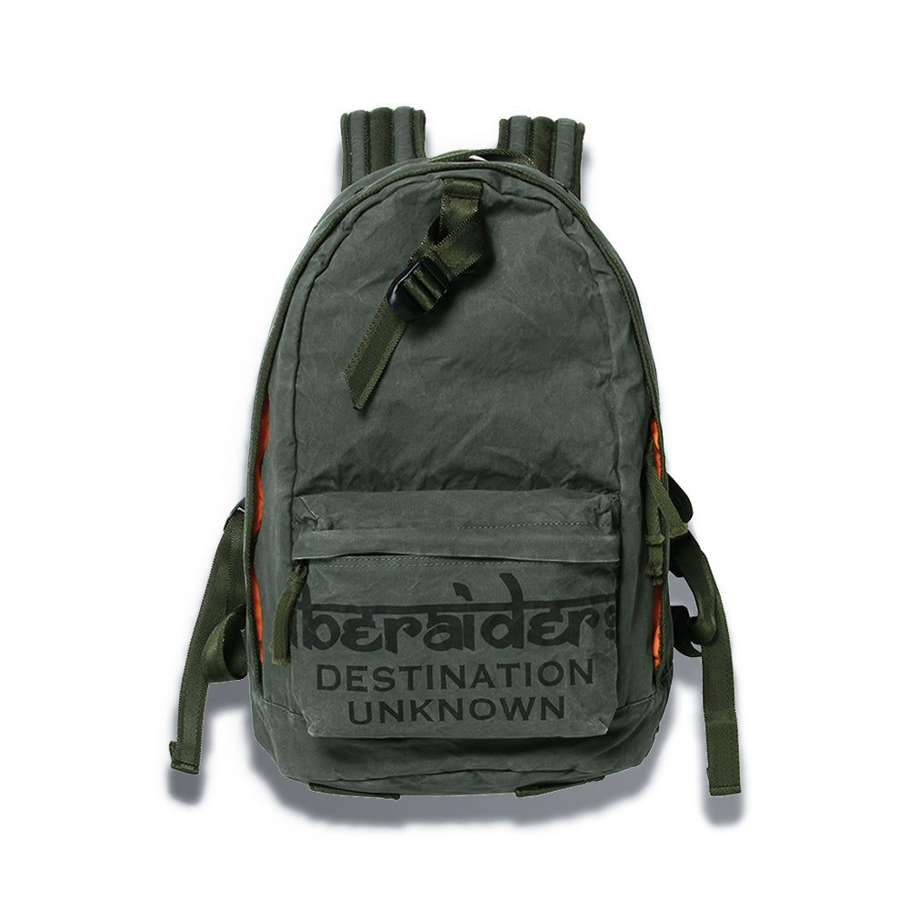Canvas Daypack - Army