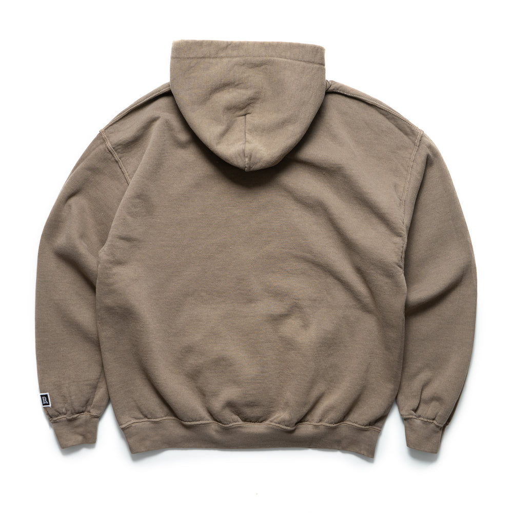 Wisdom Eyes Pullover - Brown